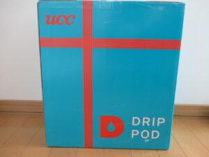 当選品 UCC「DRIP PODコーヒーマシンDP2&アソートセット」