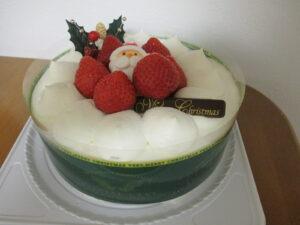 当選品 コープさっぽろ オリジナル生ケーキ